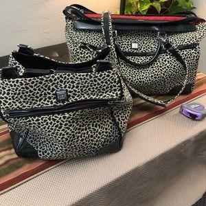 DVF Diane Von Furstenberg luggage